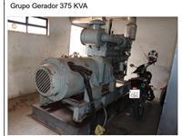 Grupo Gerador Motor Cummins 375 Kva