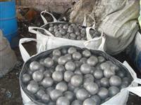Comercializamos Bolas de moinho de 15 a 80 mm  / Sucata de Aço Inox