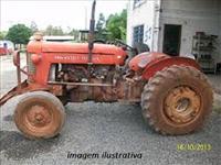 Trator Massey Ferguson 50 X 4x2 ano 86