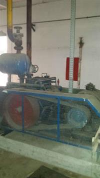 Máquina de gelo escama Madef 48ton/dia