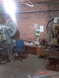 Busco Sócio para pequena industria metalurgica