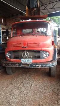Caminh�o  Mercedes Benz (MB) 1313  ano 76