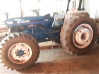 Trator Ford/New Holland 7630 4x4 ano 92