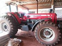 Trator Massey Ferguson 297 4x4 ano 10