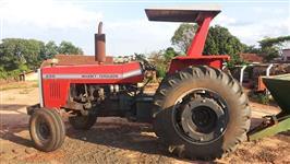 Trator Massey Ferguson 296 4x2 ano 93