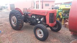 Trator Massey Ferguson 65 X 4x2 ano 74
