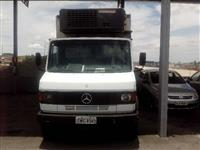 Caminhão  Mercedes Benz (MB) 914  ano 97