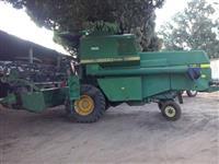 Máquina colheitadeira SLC 7200