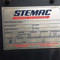 Gerador de Energia 360 kVA, 2010, Stemac, R$95.000,00
