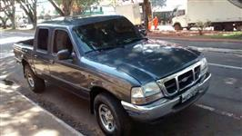 Ranger 4x4 turbo diesel cab. dupla vendo ou troco URGENTE