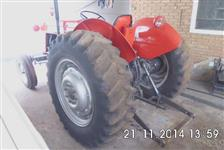 Trator Massey Ferguson 55x 4x2 ano 74