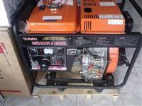 Gerador de Energia a Diesel 7.5KVA – Vulcan VGE 6000D