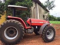 Trator Massey Ferguson 5320 4x4 ano 01