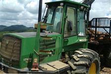 Trator John Deere 1710 4x4 ano 09