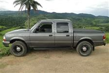FORD RANGER 2.5 XL CD FLEX ANO 2000 13600KM