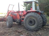 Trator Massey Ferguson 680 Advanced 4x4 ano 04