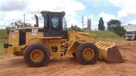 Pá Carregadeira Caterpillar 938 GII - 2007