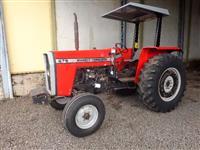 Trator Massey Ferguson 275 4x2 ano 01