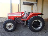 Trator Massey Ferguson 620 4x4 ano 97