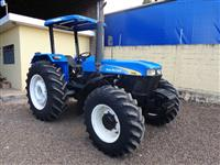 Trator Ford/New Holland 7630 4x4 ano 11