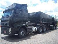 Agrego ou alugo caminhão conjunto Bascula