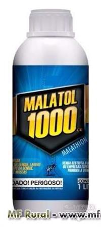Malatol 1000 - Elimina Mosquito, moscas e suas Larvas (Dengue)