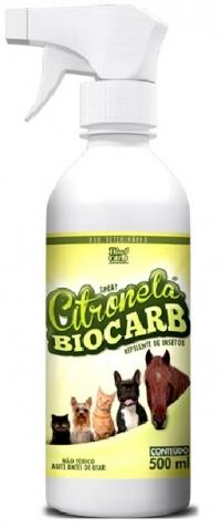 Spray repelente veterinário citronela 500 ml