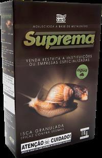 Isca Moluscicida Suprema