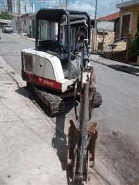 Mini Escavadeira X325