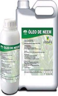 Óleo de Neem Com 100% de Pureza (Frete Gratuito)