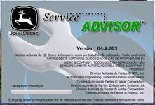 John deere Service Advisor 4.1.012