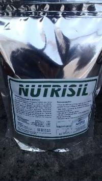 NUTRISIL   FUNGICIDA ORGÂNICO   Á BASE DE SILÍCIO