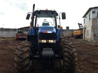 Trator Ford/New Holland TM7010 4x4 ano 10