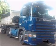 Caminhão  Scania R124-400  ano 03