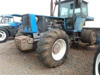 Trator Ford/New Holland 8630 4x4 ano 00
