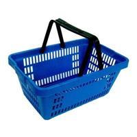 Cesta de compras para mercado