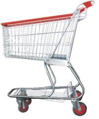 Carrinho de compra para mercado
