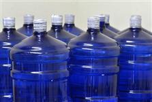 Água mineral para cidades com seca