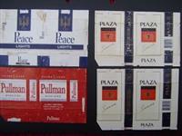 Cigarro várias marcas
