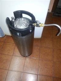 Post Mix keg