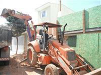 Retro Escavadeira FB 80.2 Ano 1996 Preço R$ 50.000,00