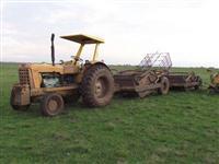 CBT 1105 com scraper Madal 4 mts