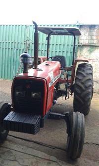 Trator Massey Ferguson 290 4x4 ano 05
