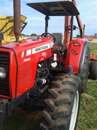 Trator Massey Ferguson 283 4x4 ano 09