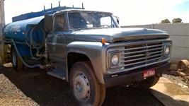 Caminh�o  Ford F Longo  ano 86