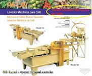 Vendo Lavador Mecânico para Café - Modelo Palini Alves de 10.000 L/h