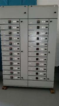 Conjunto de Painéis de Distribuição Elétrica