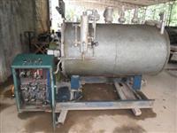 Caldeira à Vapor ATA 250 kg Combustível Diesel