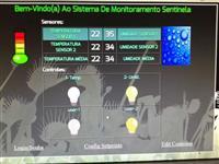 Sistema de Controle de Temperatura / Umidade - Sentinela