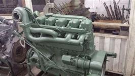 Motor MB 355/5 turbo retificado